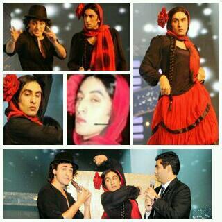 Lol I heart this #Filmfare act...  Ranbir <3 looked so cute Hehe ^.^  & danced so well in 'Udi' http://t.co/umiibsmsIf
