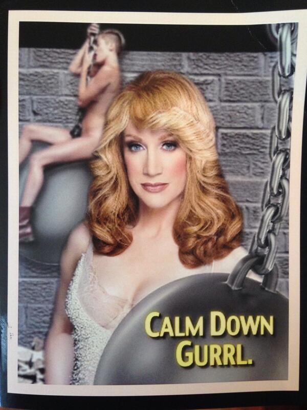 Been nominated for Best Comedy Album @TheGRAMMYs 5X in a row. 6th times the... #CalmDownGurrl #Grammys http://t.co/33ixV8MD5w