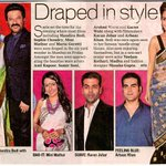 Hindustan times, Delhi. Today. My store Launch!! :) http://t.co/OxJiOIfYCI