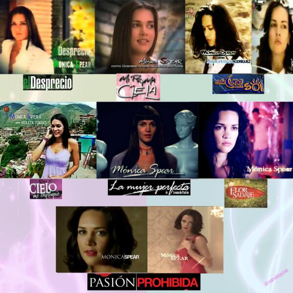 "RT @MonicaSpear: ""@sandiipink: @MonicaSpear Entrada de novelas :)) en cada personaje #Unica ♥ http://t.co/IsS7O08Yfv"" Las amé todas! Gracia…"