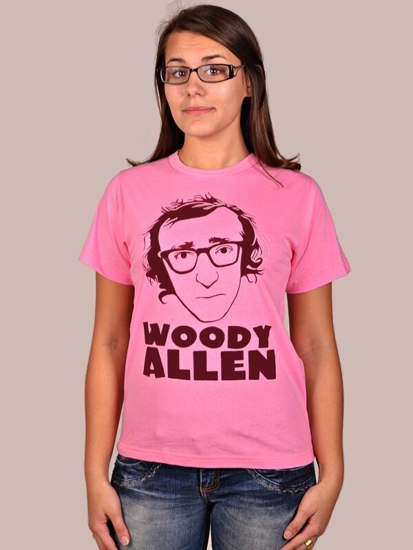 Camiseta Woody Allen. http://t.co/dwEPMJpmLP http://t.co/OZ1FtyByCc