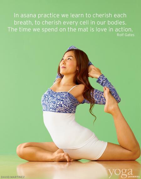 Your #WednesdayWisdom #YogaInspiration with model Minhee Cha and photographer David Martinez http://t.co/gi61zz0F88