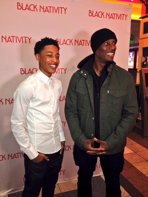 @jacoblatimore & @Tyrese at the #blacknativity #ATL advance screening! See the musical event this Thxgiving! http://t.co/l2hwuI0Nrx