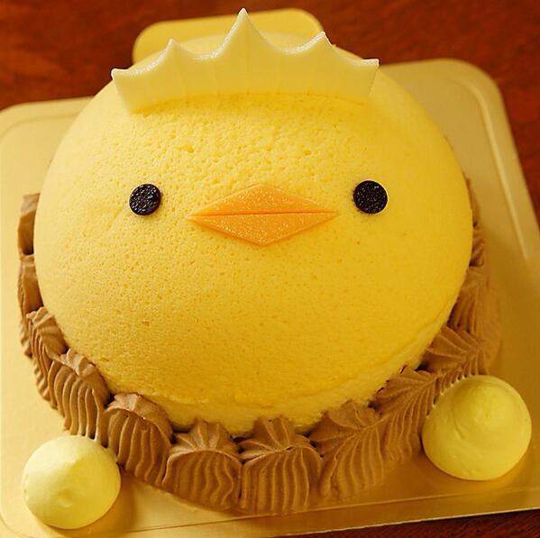 RT @oideyoEHIME: ちなみにこれが愛媛の精鋭ハタダが作るバリィさんケーキだよ http://t.co/pMUvfcMxvW