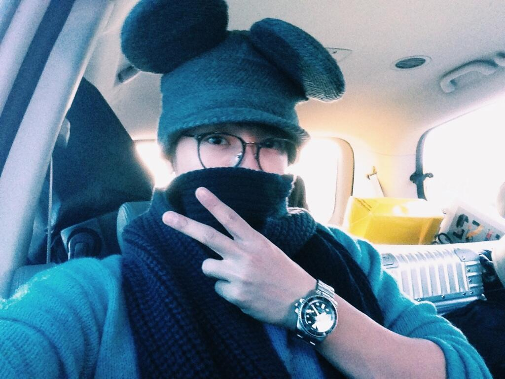 RT @donghae861015: I just got back from London !! Have a good day !!^^ http://t.co/NIFIoGITnp