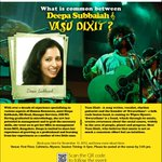 Meet Deepa Subbaiah a great people person, lead the conversation with Vasu. RSVP http://t.co/qUqone9XNi  #GFHour