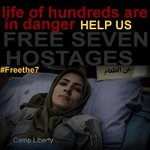 life of100s IN #CampLiberty #London #Berlin #Ottawa #Melbourne #geneva,R in danger!help2 #FreeThe7 Hostages http://t.co/txZ5ePgyiY @guardian