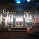 And that's what my store looks like all lit up for Diwali.. Happy Diwali to all of u..!! @mandiradesign http://t.co/p9ddxAGrfy