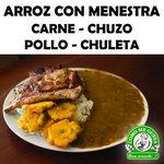 El mejor #arroz con menestra de guayaquil garantizado por el @guayacofarrero Jose Mascote 1331 y Clemente Ballen http://t.co/Q8o1loq1e1