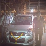 RT @sidkachalia: New wagonR @ActorMadhavan edition http://t.co/vKa3sWuRFL