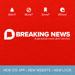 What's Breaking News to you? Introducing our new iOS app and site where you control the news: http://t.co/G3XrQwbLPL