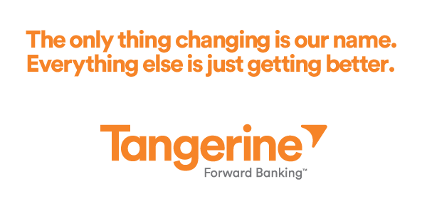Today we announced that ING DIRECT will become Tangerine next Spring:  #Tangerine http://t.co/Iii5usgA3K