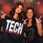 RT @TechAthletics: .RT @TexasTech_: Selena Gomez showing some Raider Power!: http://t.co/4ZXOl4o2x6