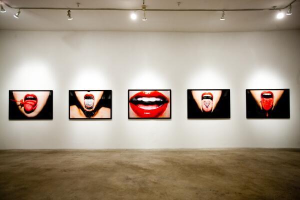 Mouth series by Tyler Shields http://t.co/VSZUTKlT66 … http://t.co/du9DMl6jXQ