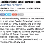 RT @TheMediaTweets: Quite some correction from the Daily Mail... http://t.co/M2yn9jU5r8