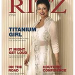 The elegant Gautami graces the cover of RITZ (ritzmagazine.in), our sister publication - grab a copy now! http://t.co/31U083Kruq