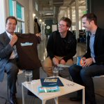Congrats to everyone @twitter. You're proof of the CA dream. #tbt to the fantastic time I had w/ @ev, @biz & team.