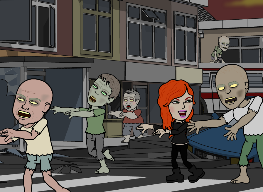 Elizabeth tries to be part of the it crowd. #bitstrips http://t.co/RS9IZzs4MX