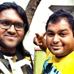 RT @kebajer: With @MusicThaman at the studios ! Jammed on some amazing tracks today ! http://t.co/x64zAGExiz