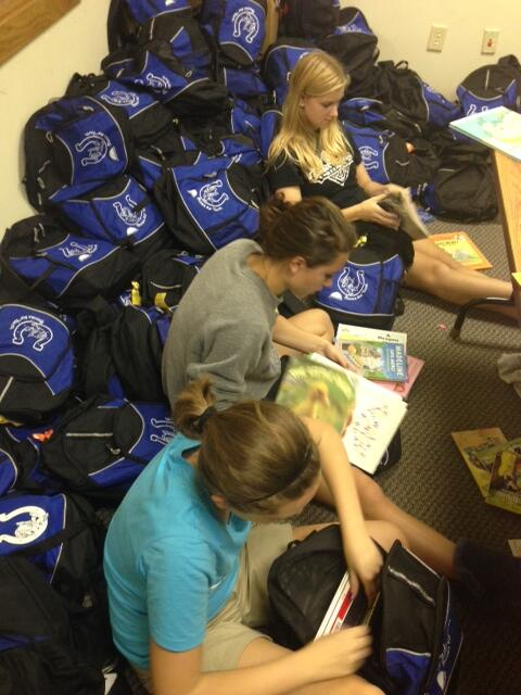 Last Fri, @BishopChatardHS students packed backpacks of books 4 foster youth! What did U do 2day 2 #SHARETHEHEART? http://t.co/MHWK4FPMrG