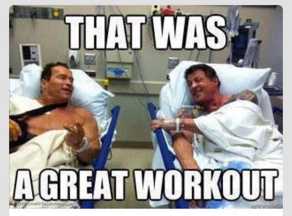 Me every night... #bodybuilding #training #workout http://t.co/eGBzItb2ja