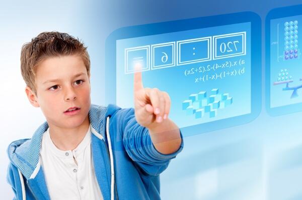 Aprendizagem com Tecnologia - Magazine cover