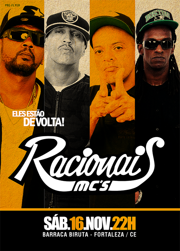 Depois no dia 16/11 tem Racionais MC's na Barraca do Biruta em Fortaleza (CE) #BoogieNaipe http://t.co/6TLIuZ3Glf