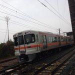 131110 牛久保駅@きのう愛知県豊川市あたりで人身事故