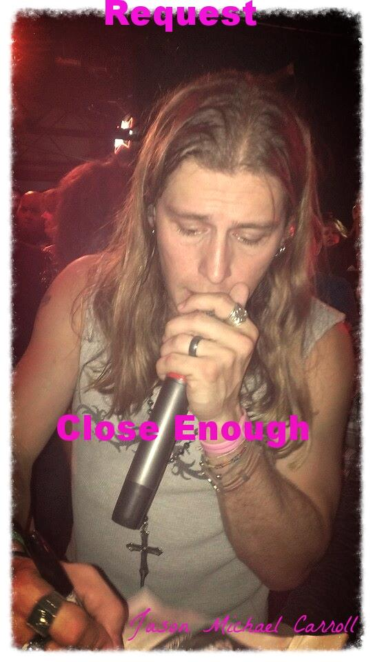 JMCS Place (@JMCs_Place): #Request #JasonMichaelCarroll #CloseEnough (original pic by @Crazy4Country83 ) @JMCOfficial <3 http://t.co/ve9vRUSufU