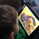 Yippee!!! RT @brodymorrison: @levarburton love UR #readingrainbow app. So does my son.