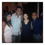 Thank you to Christina @MahelaJay for the wonderful meal our friends, wife and I had @MinistryOfCrab.. #YummySeafood.