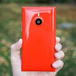 #Lumia1520 - the eye catcher and conversation starter as @verge said ;-) http://t.co/TPc5N5LRik http://t.co/JJ2RWAwJsk
