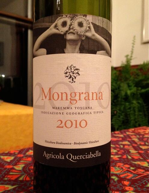 10 Mongrana, Maremma, Querciabella. Rosemary nose, fresh plum, sleek, clean. You just taste those red Italian grapes. http://t.co/vC3ppQD485