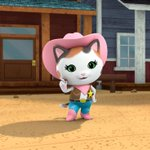 If you have little ones, grab your spurs and get ready for fun (and music) w #SheriffCallie! #WATCHDisneyJr