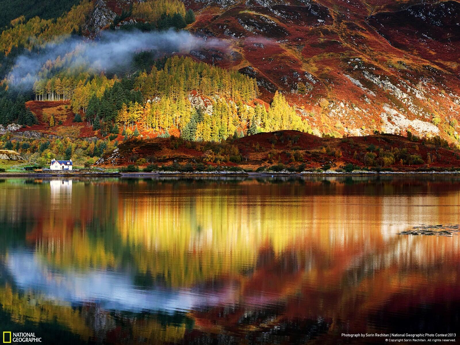 Late Autumn in the Highlands of Scotland http://t.co/3wuQQnvWlq