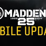 The #Madden25 mobile update is now live and ready for the playoffs:  http://t.co/hhhgo9BWv4