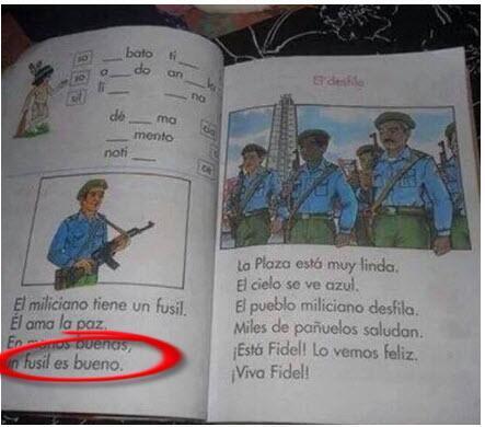 """""""@copipega: CAMBIARON MI MAMA ME MIMA POR UN FUSIL ES BUENO!!!!    PADRES HASTA CUANDO? http://t.co/v4ugKUiz87"""" o PAPA Lima la Pala!"""