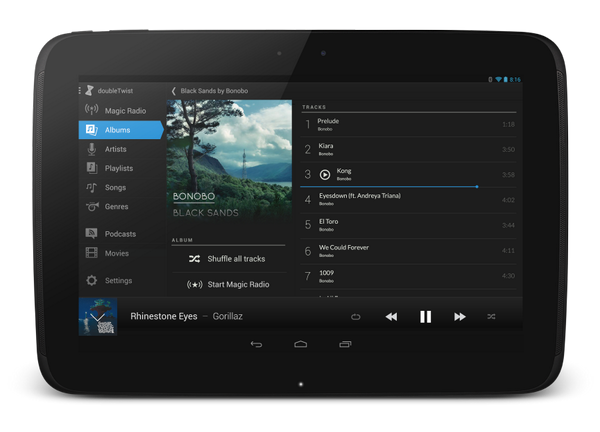 Our update is going live on the Play Store, bringing KitKat support, a delicious new design for tablets and more! http://t.co/pcN9zx5pup