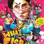 Here's the first look poster of #WhatTheFish... http://t.co/3PwAuGHQFH