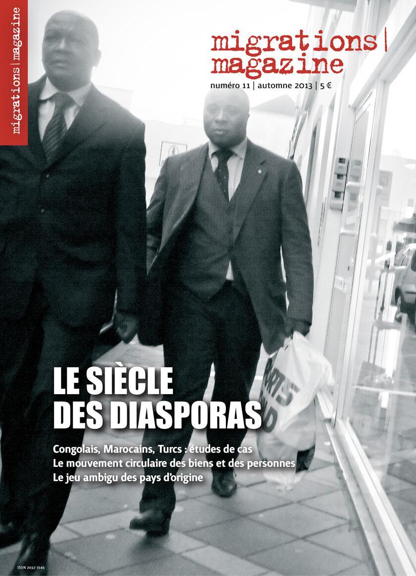 """RT @InfoMigmag: """"Le siècle des #diasporas"""",le nouveau migrations-magazine vient de paraître #migmag http://t.co/1GjAHtmw1C"""