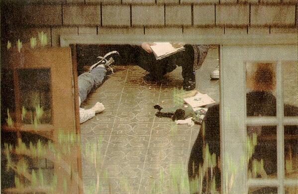 Фото как курт кобейн застрелился