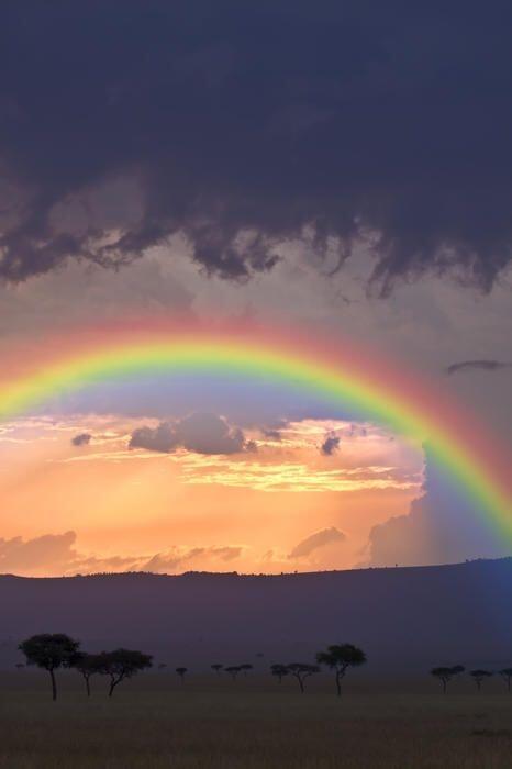 Arco iris, Kenya http://t.co/G4FryerNj2