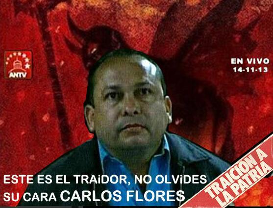 RT @wilnoticias: Nunca olviden la cara de este AGASAPADO que vendio su alma y dignidad por dinero y conformismo http://t.co/CqmGpOZj06
