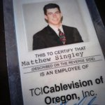 #tbt 1st sales job & I still had hair. Selling satellite cable service door to door was tough but I learned a lot. http://t.co/PBbiWhO7qr