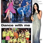 RT @Strut_Dance: Our #StrutwithArjun finale class featured in Absolute India today!!