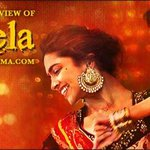 #RamLeela review: Sanjay Leela Bhansali's most accomplished work to date! http://t.co/bLat50eAtF http://t.co/30tZX6zD5C