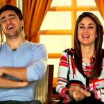 Imran Khan & Kareena Kapoor on their 'vegetarian' chemistry in the movies: Now Showing, 10.30 pm tonight, CNN-IBN