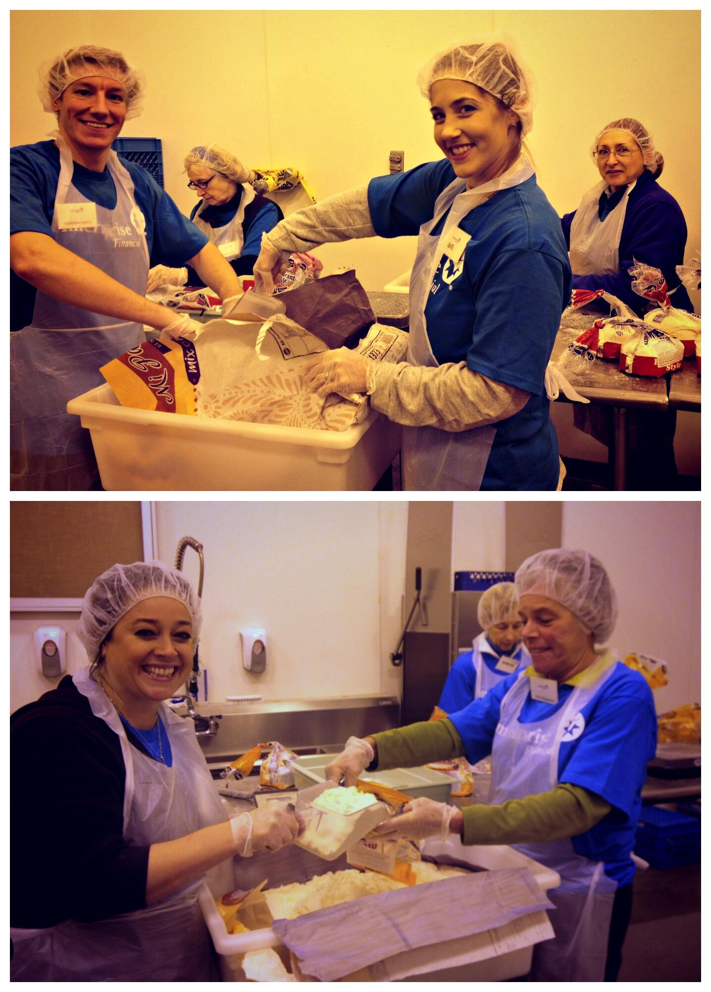 MT @FoodLifeline: Big thanks to the #AmeripriseVolunteers in our warehouse today, helping our hungry neighbors! http://t.co/DDaJ1alGDD