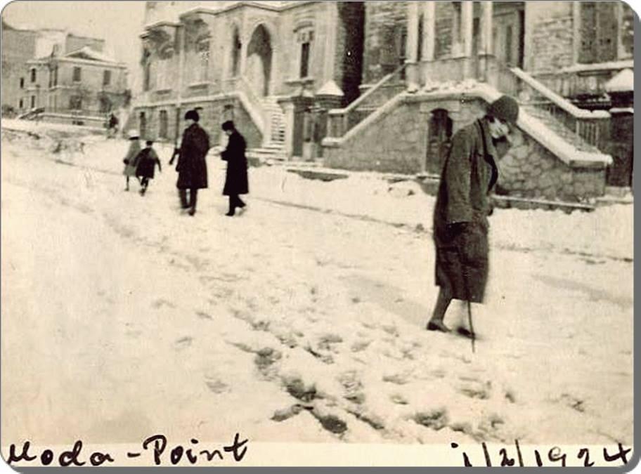 Kadıköy / Moda - 1 Şubat 1924 http://t.co/3XrDTTSNBA