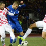 HT: Iceland 0-0 Croatia. Few chances for either side during the first 45 #ISLCRO #WCQ - http://t.co/7oqw3cfr1r